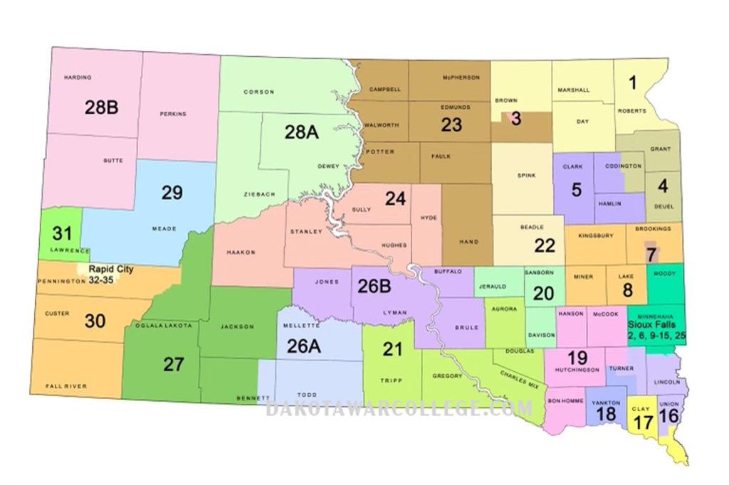 Guest Column: South Dakota Redistricting – An Every Ten Year Dance by State Senator Lee Schoenbeck